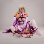 Cosplay mit Seilen, Verkleidungen und Kostüme