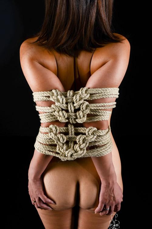 andere Knotentechniken und verschiedene Stilrichtungen